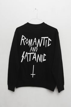 cocained: grey #fashion #sweater #typography