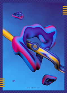 Illustrations / 2012 on Behance #abstract #isutration #poster