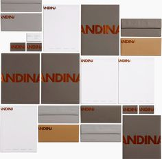Kevin Cantrell Design/ Andina Identity