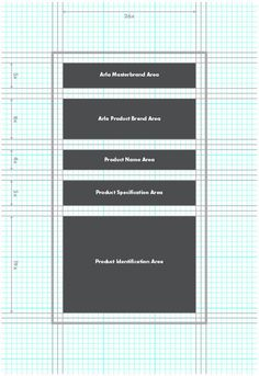 arla ko designsystem #grid #sistem