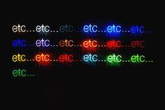 Peter-Liversidge-Etc-2011-Neon-Art