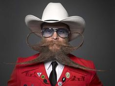 Beard and Stache Project by Greg Anderson #inspiration #photography #portrait