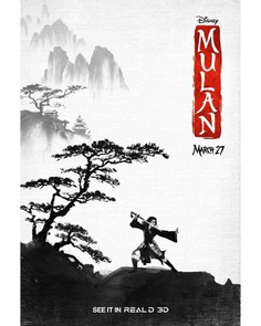 """Mulan – """"There is no courage without fear."""""""