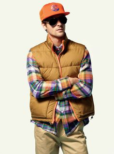 Stussy Mens Fall 2012 Lookbook 10 #fashion #mens #clothing #stussy