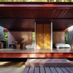 CJWHO ™ (Rio Bonito House by Carla Juacaba) #bonito #juacaba #house #rio #design #interiors #de #architecture #carla #brazil #janeiro