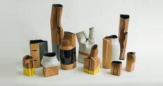 Simon Hasan Vase Collection
