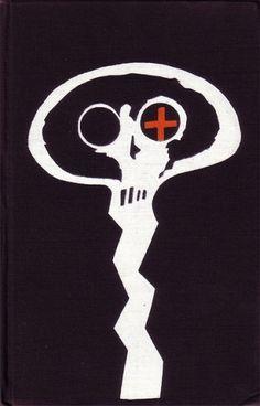 Czechoslovak book cover (1965) | Flickr – Compartilhamento de fotos! #cover #book #czech