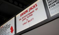 Union Jacks | The Plant #typography