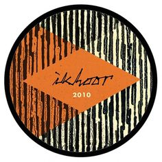 Neusblog® #circle #letterpress #daniel #kent #logo