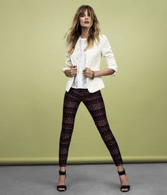 Edita Vilkeviciute for H&M #fashion #photography