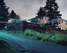 danieldeamaral05 #suburbia #house #suburban #de #amaral #night #photography #daniel