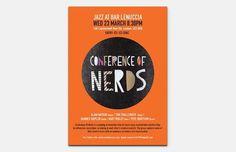 Yuko Sugimoto - Freelance Graphic Designer -Logo, Print, Web, Packaging to Window Display #flyer #of #conference #nerds