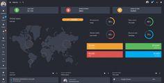 Marino – Bootstrap 4 Dashboard UI Kit