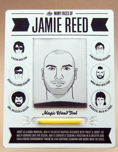 Jamie Reed's Magnetic Toy Promo - FPO: For Print Only #reeds #jamie #magnetic #promo #toy