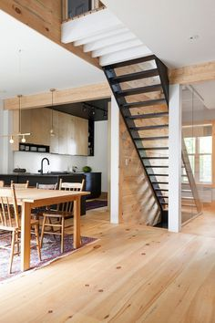 Century Old House Renovated by Melissa Ohnona Design