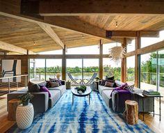 Elegant Eco-Friendly Beach Residence - #decor, #interior, #homedecor, home decor, interior design