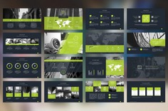 20 Outstanding Professional Powerpoint Templates | Inspirationfeed