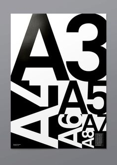 A Poster #creative #poster #black&white