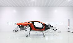 photo #interior #white #automotive #mclaren #auto #factory #car