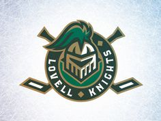 Knights4 #vector #badge #sport #knights #logo #hockey