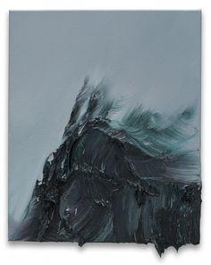 # 07, 40x33cm, oil on canvas