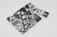 projects:identity/AHAD_identity #pattern #identity #cards #branding