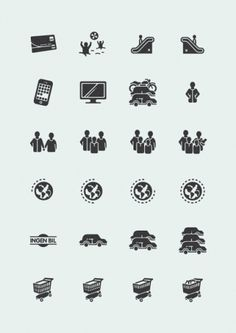 American Express « Design Bureau – Lundgren+Lindqvist #icon #american #lundgren+lindqvist #express