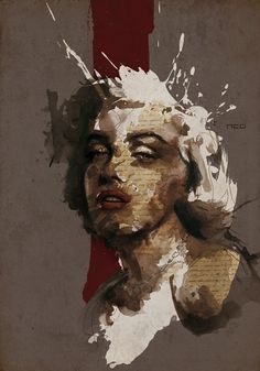 Illustrations by Florian NICOLLE » Design You Trust – Social design inspiration! #poster #art