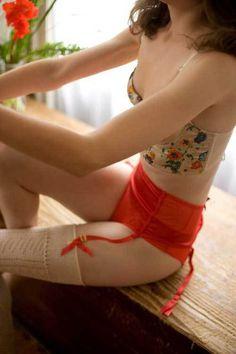 Stella McCartney lingerie