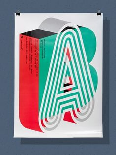 Marcel Häusler Graphics »Bachelor exhibition FH Mainz Communication Design / Bench.li #typography