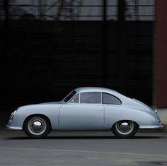 Porsche 356/2 004 #blue #porsche