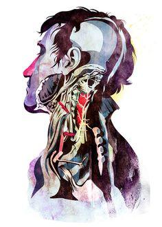 anatomy #illustration