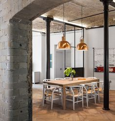 Bakery Place – Victorian Bakery Buildings Converted into 12 High-End Homes