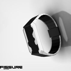 Fissure LCD Watch