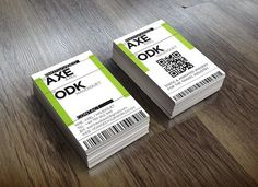 Creative Business cards #creative #business #design #graphic #travel #pass #boarding #cards