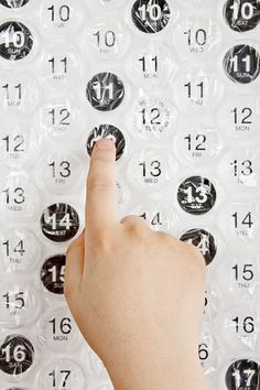 calendar #print #helvetica #minimal #poster #print design #calendar #interactive #bubble #blackwhite #numbers #helvetica neue