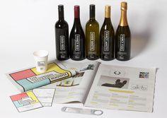 The Richmond Weekender / Luke Brown #design #graphic #newspaper #identity #type
