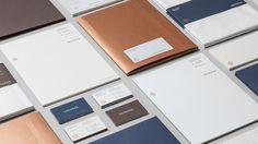 hedeker wealth and law inspiration design minimal best corporate design branding gold golden deluxe luxury insurance inspiration inspire pri