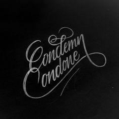 Condemn Condone