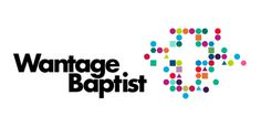 Wantage Baptist Church #cross #church #color #shapes #logo