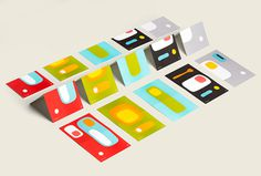 Tina Frey Designs by Mucho #print #graphic design #cards