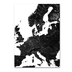 Map poster with roads  #map #poster #print #design #graphicdesign #print