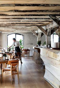 Casual Restaurant Designed by Snøhetta in Copenhagen