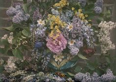En couleurs et en lumière la photographie autochrome 1903-1931 #france #photography #colors #vintage #flowers