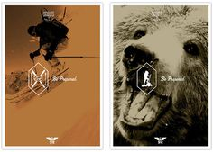 Scouts of America on Behance #identity #branding #typography