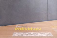 Exhibition Design: Progress Betonwelt on Behance