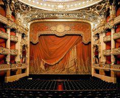 CJWHO ™ (Palais Garnier (Paris Opera) The Paris Opera, or...) #design #architecture #photography #french #history #interiors #paris #palai