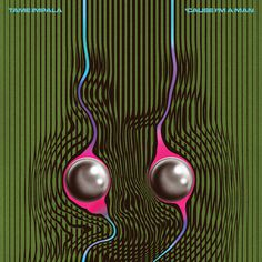 Tame Impala - 'Cause I'm A Man, Robert Beatty #album #cover #artwork