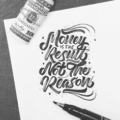 Inspirational Hand Lettering And Calligraphy