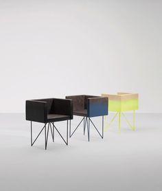 THE WORLD IN A ROOM: 'POST DESIGN' BY ALBERTO BIAGETTI #design